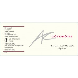 Domaine Aurelien Chatagnier Cote-Rotie red 2017