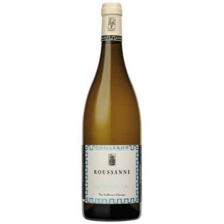 Domaine Yves Cuilleron Les Vignes d'a cote Roussanne 2016 etiquette