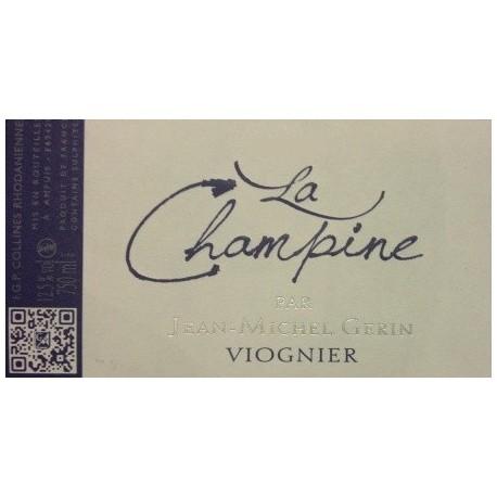 """Domaine Jean-Michel Gerin """"La Champine"""" (viognier) dry white 2017"""