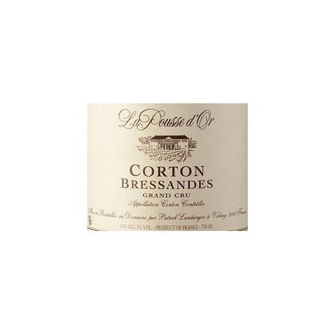 Domaine de la Pousse d'Or Corton Grand Cru Bressandes rouge 2011