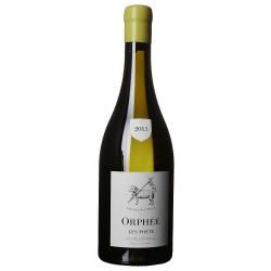 """Domaine Les Poete Reuilly """"Orphée"""" sauvignon blanc sec 2015 bouteille"""