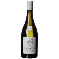 "Domaine Les Poete Reuilly ""Toison d'Or"" (pinot gris) blanc sec 2016 bouteille"