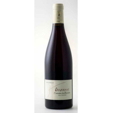 """Domaine des Bérioles Saint-Pourçain """"Auvernat"""" rouge 2018 bouteille"""