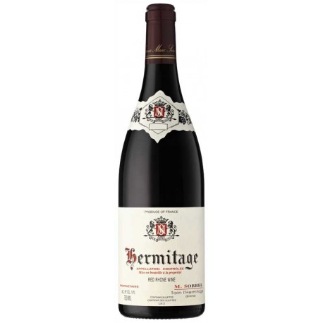 Domaine Marc Sorrel Hermitage rouge 2017 bouteille
