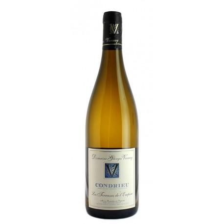 Domaine Georges Vernay Condrieu Les Terrasses de l'empire 2018 bouteille
