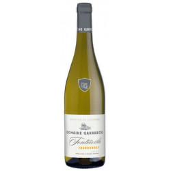 Domaine Garrabou Limoux La Fontvieille blanc sec 2018 bouteille