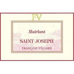 Domaine Francois Villard Saint Joseph Mairlant rouge 2017 etiquette