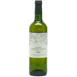 Domaine Labranche Laffont Pacherenc dry white 2017