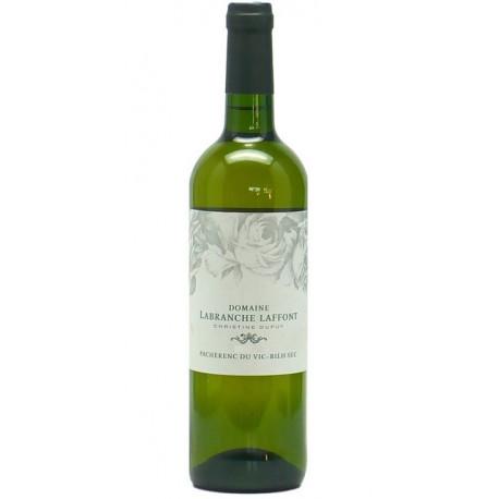 Domaine Labranche Laffont Pacherenc blanc sec 2017 bouteille