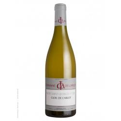 Domaine de l'Arlot Nuits Saint Georges 1er Cru Clos de l'Arlot blanc 2017 bouteille