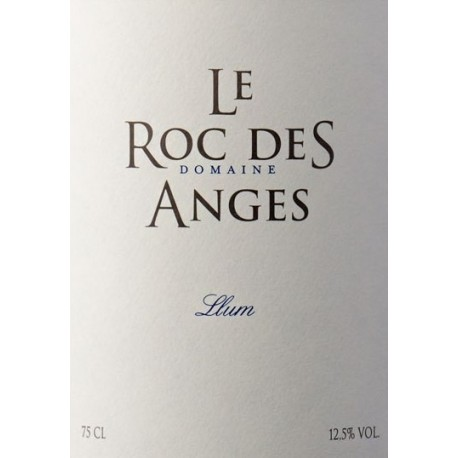 "Le Roc des Anges ""Llum"" dry white 2018 MAGNUM"
