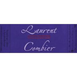 """Domaine Combier Crozes-Hermitage """"Cuvée L"""" rouge 2018 MAGNUM etiquette"""