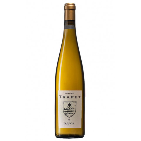 """Domaine Trapet Riesling """"Riquewihr"""" blanc sec 2016 bouteille"""