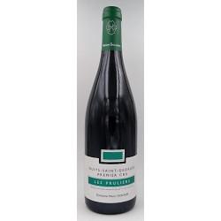 Domaine Henri Gouges Nuits-Saint-Georges premier cru les pruliers 2017 bouteille