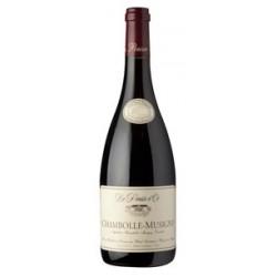 Domaine de la Pousse d'Or Chambolle Musigny 2017 bouteille