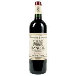 """Domaine Tempier """"La Migoua"""" Bandol rouge 2017 bouteille"""