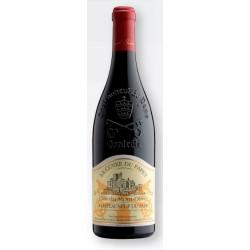 Clos du Mont-Olivet Châteauneuf-du-Pape La cuvée du papet 2006 bouteille