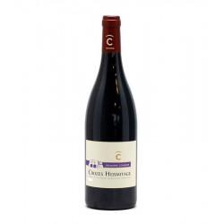 Domaine Combier Crozes-Hermitage Domaine rouge 2018 bouteille