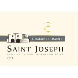 Domaine Combier Saint-Joseph rouge 2018 etiquette