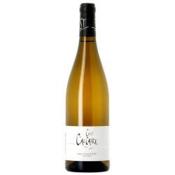 """Domaine Saint-Sylvestre """"Coup de Calcaire"""" blanc sec 2018 bouteille"""