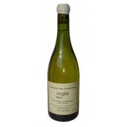 """Domaine des Ardoisieres Coteau de Saint Pierre """"Argile"""" blanc 2018 bouteille"""