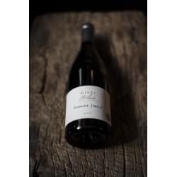 """Domaine Joblot Givry """"Prélude"""" blanc sec 2018 bouteille"""