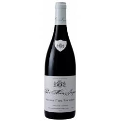 Domaine Paul et Marie Jacqueson Mercurey 1er Cru Les Velley rouge 2018 bouteille