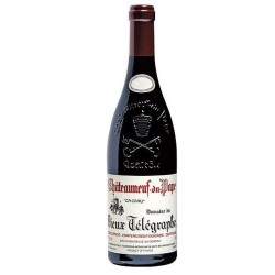 Domaine du Vieux Telegraphe Chateauneuf-du-Pape rouge 2017 bouteille