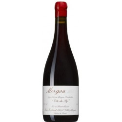 Domaine Jean Foillard Morgon Cote du Py rouge 2018 bouteille