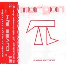 Domaine Jean Foillard Morgon 3,14 rouge 2016 etiquette