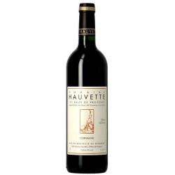 """Domaine Hauvette """"Cornaline"""" rouge 2014 bouteille"""
