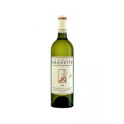 """Domaine Hauvette """"Jaspe"""" blanc sec 2017 bouteille"""