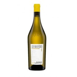 """Domaine Tissot Arbois Chardonnay """"Les Bruyères"""" blanc 2017 bouteille"""