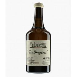 Domaine Tissot Arbois Vin Jaune Les Bruyeres 2012 bouteille