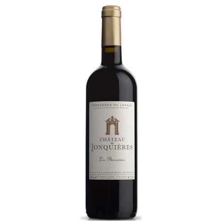 "Chateau de Jonquieres ""White Label"" (mourvedre) red 2017/2018"