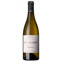 """Domaine Arnaud Lambert Saumur (Breze) """"Clos de la Rue"""" blanc sec 2017 bouteille"""