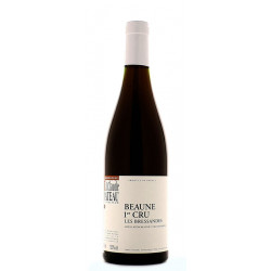 "Jean-Claude Rateau Beaune 1er Cru ""Bressandes"" rouge 2016 bouteille"