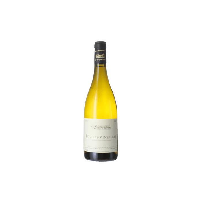 Bret Brothers Domaine La Soufrandière Pouilly-Vinzelles 2018 bouteille