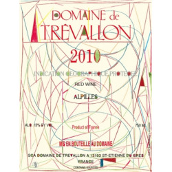 Domaine de Trévallon red 2007-2010