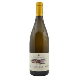 """Domaine Stéphane Ogier """"Le Temps est Venu"""" (Grenache) blanc sec 2018 bouteille"""