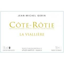 """Domaine Jean-Michel Gerin Cote-Rotie """"La Vialliere"""" red 2016 JEROBOAM"""