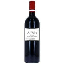 """Domaine Cosse-Maisonneuve Cahors """"Les Laquets"""" red 2015"""