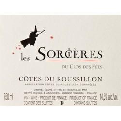 """Le Clos des Fees """"Les Sorcieres"""" red 2019"""