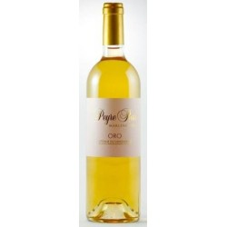 Domaine Peyre Rose Languedoc Oro blanc 2005 bouteille