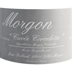 "Domaine Jean Foillard Morgon ""Corcelette"" red 2018"