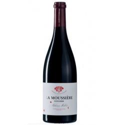 Domaine Alphonse Mellot Sancerre La Moussière rouge 2016 bouteille