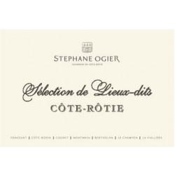 """Domaine Stephane Ogier Cote-Rotie """"Selection de Lieux-Dits"""" 2016"""