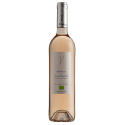 """Chateau La Valetanne Cotes de Provence """"Vieilles Vignes"""" rose 2019"""
