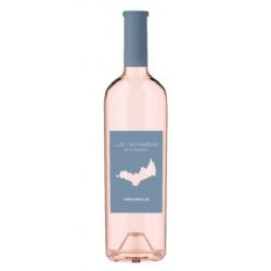 """Domaine de la Courtade Cotes de Provence Porquerolles """"Terrasses"""" rosé 2019 bouteille"""