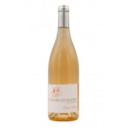 """Le Rocher des Violettes """"chenin orange"""" 2019 bouteille"""